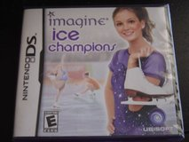 NEW Imagine DS Ice Champions game in Manhattan, Kansas