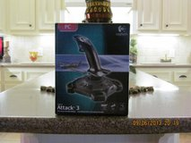 NEW LOGITECH ATTACK 3 GAME CONTROLLER in Spring, Texas