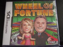 NEW DS Wheel of Fortune game in Fort Riley, Kansas
