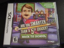 NEW DS Are you Smarter than a 5th Grader Game in Fort Riley, Kansas